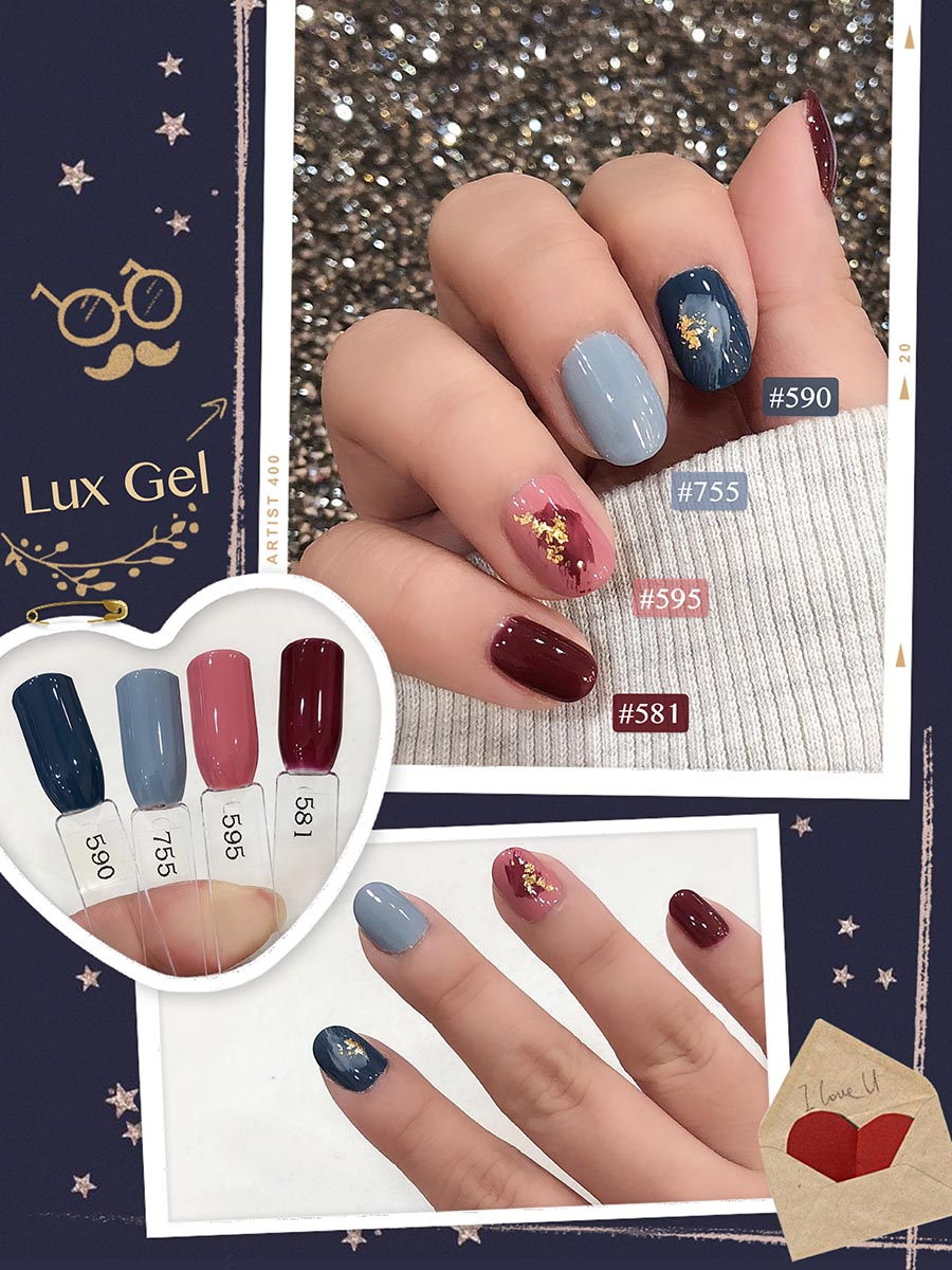 Lux Gel #590