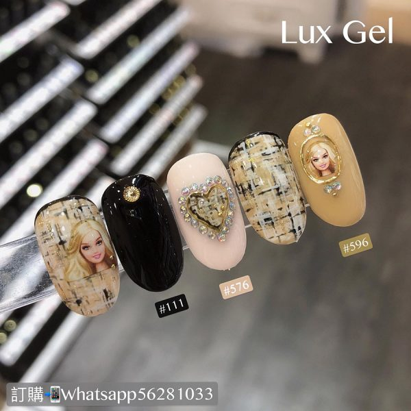Lux Gel #596