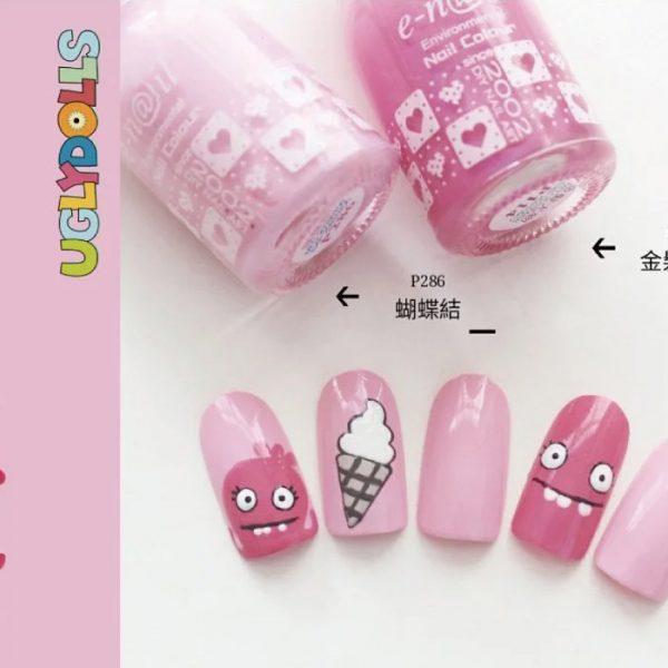 e-nail P114金髮尤物
