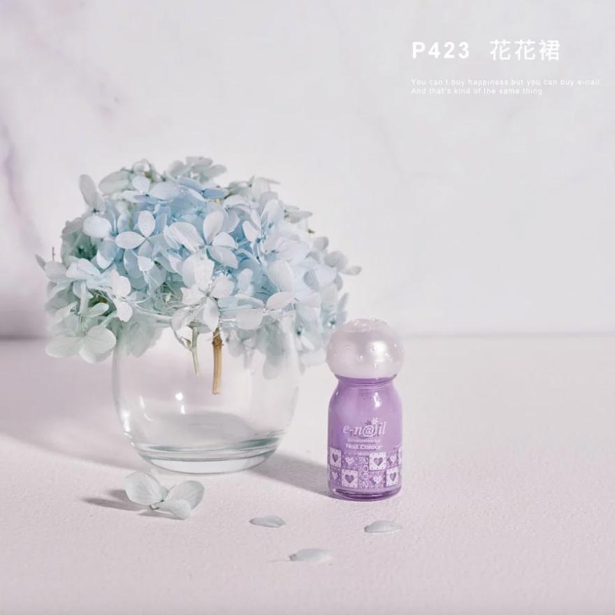 e-nail P423花花裙