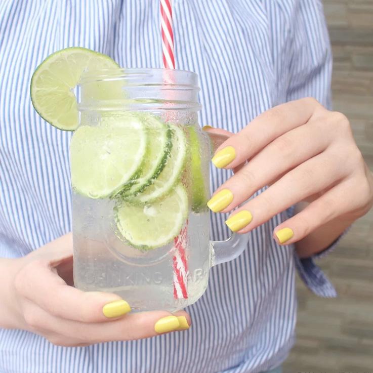 e-nail P611檸檬糖