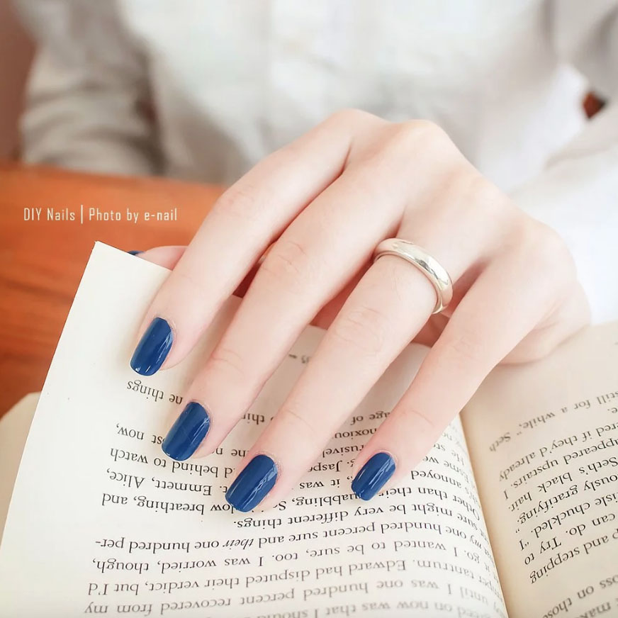 e-nail P782格陵藍