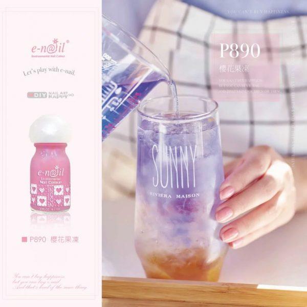 e-nail P890櫻花果凍
