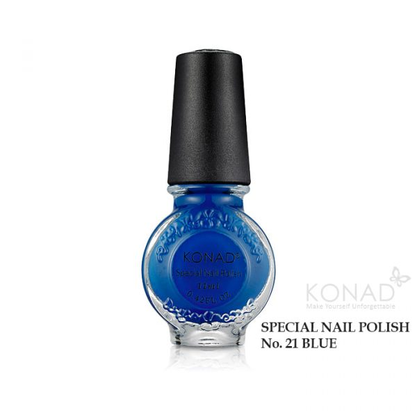Konad 印花油 no.21 Blue