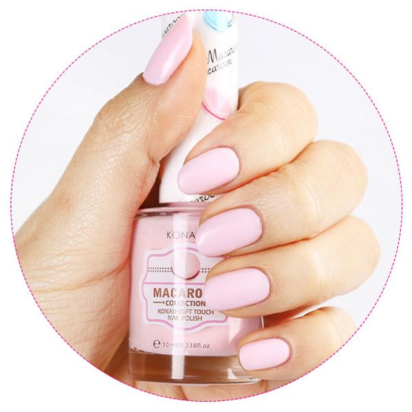 Rose Pink Macaroon STP02